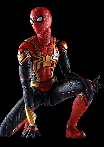 Spider-Man [Integrated Suit]