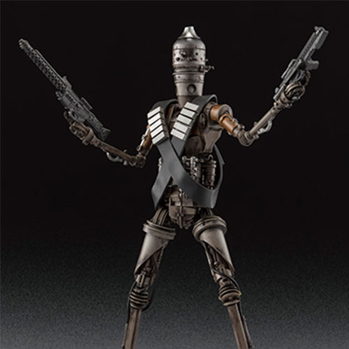 受注開始「S.H.Figuarts IG-11 (STAR WARS:The  Mandalorian)」