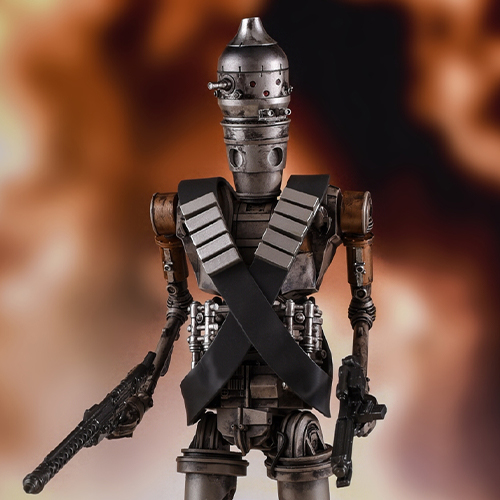 レビュー「S.H.Figuarts IG-11 (STAR WARS:The  Mandalorian)」公開!