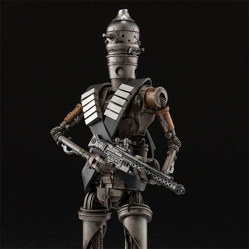 【8月2日受注締切】S.H.Figuarts IG-11(STAR WARS:The Mandalorian)ご予約締切間近!