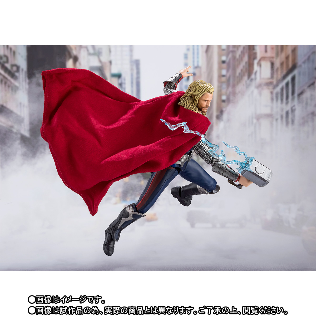 S.H.Figuarts ソー – 《AVENGERS ASSEMBLE》 EDITION – (アベンジャーズ)